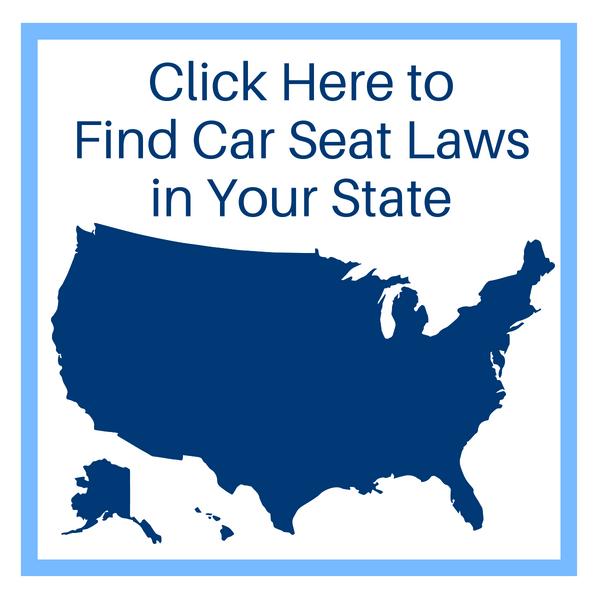 US Car Seat Laws